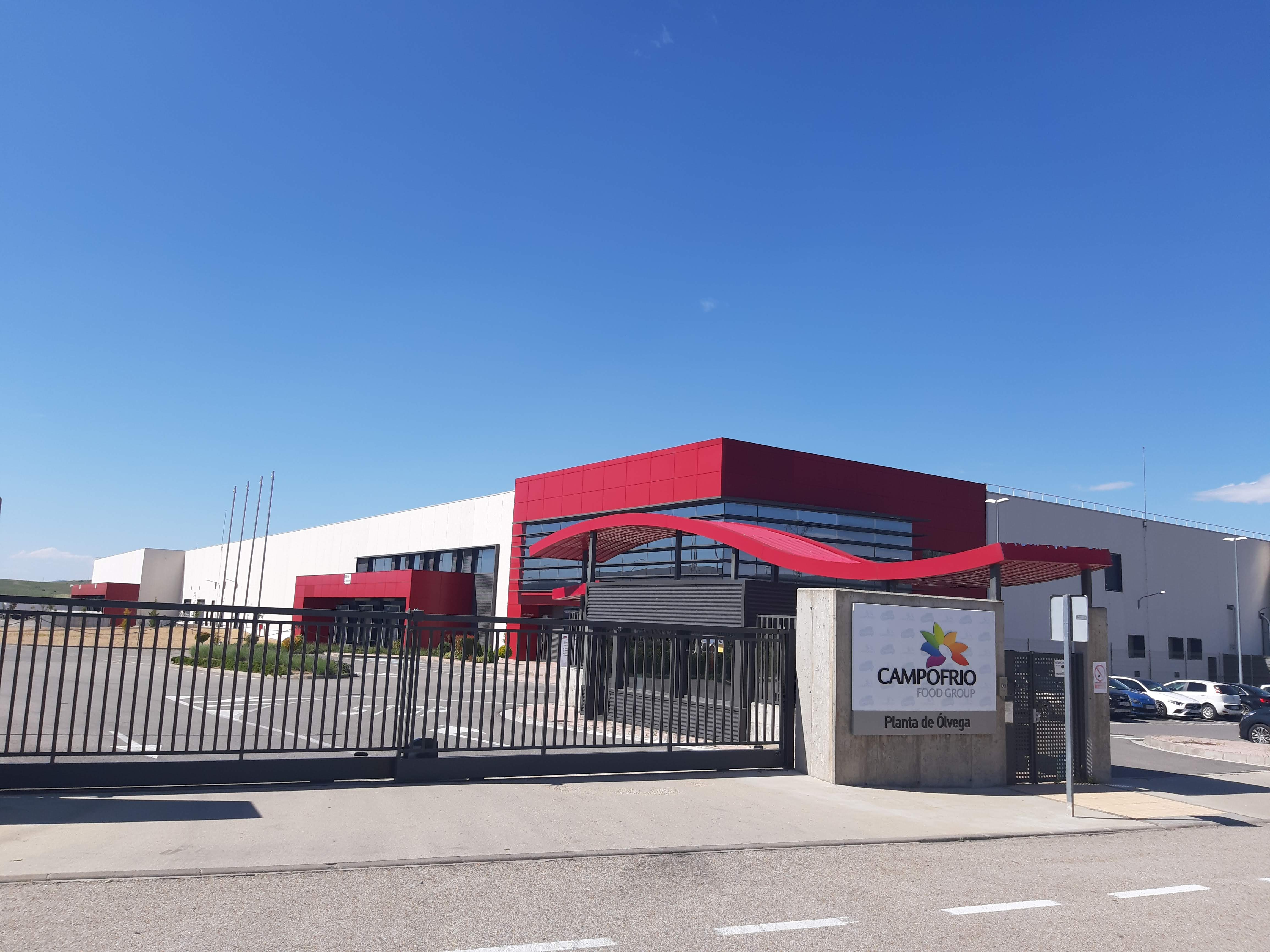 CAMPOFRÍO, first packager of refrigerated pizza to obtain the ECOSENSE certificate