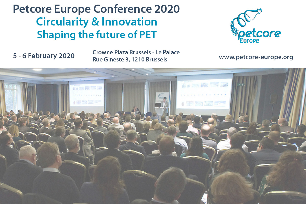 PETCORE EUROPE Conference 2020 «Circularity and Innovation – Shaping the future of PET»