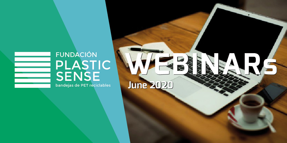The PLASTIC SENSE Foundation organises two webinars about the ECOSENSE and the RETRAY certifications