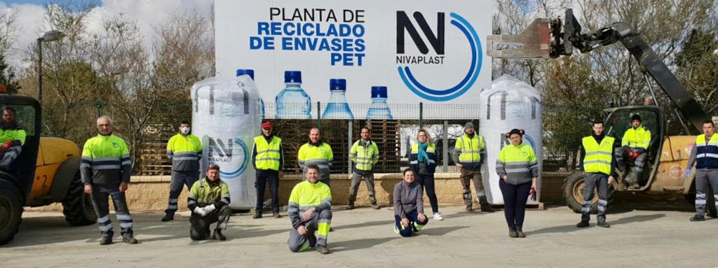 NIVAPLAST becomes an ECOSENSE approved recovery operator of post-consumer PET trays